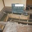 ツイン基礎コンクリート打設